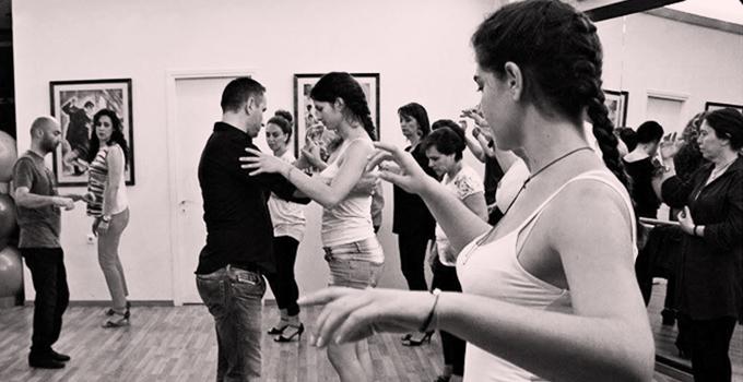 Workshops with Manolis